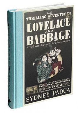 Cómic: Las emocionantes aventuras de Ada Lovelace y Charles Babbage
