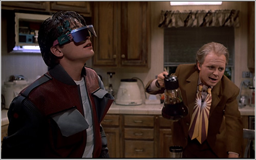 Mcfly Back in the Future II