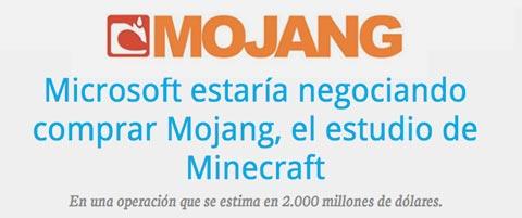Microsoft + Mojang