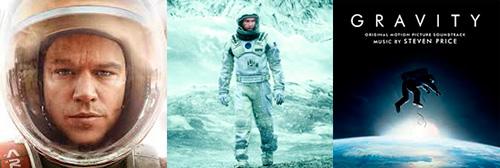Misiones espaciales y Cine