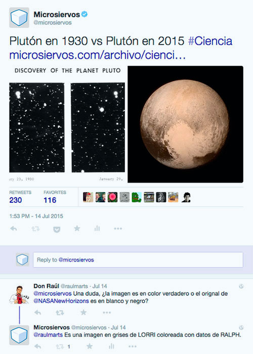 Microsiervos: Twitter