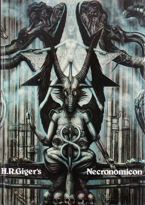 H.R. Giger's Necronomicon I
