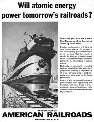 Nuclear-Train