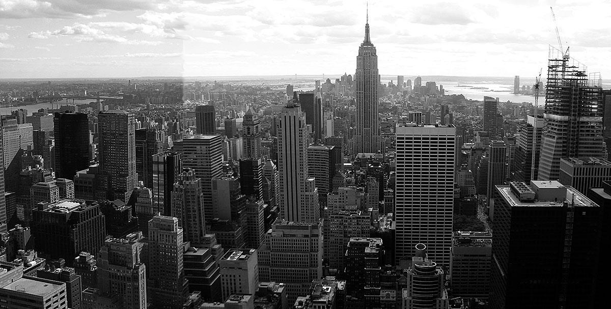 Nueva York desde el Rockefeller Center (CC)-by Alvy