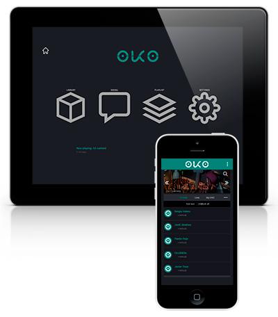 Oko Welcome