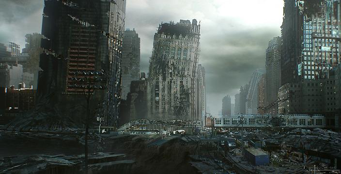 Oniropolis / The Evil Within