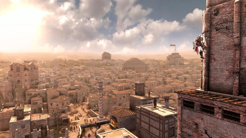 Oniropolis / Assassin's Creed: Revelations