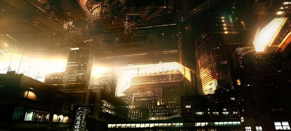 Oniropolis / Deus Ex: Human Revolution