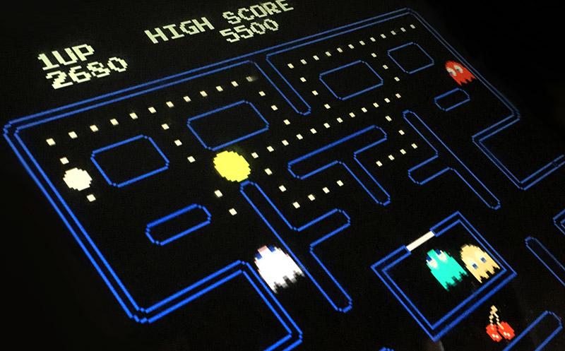 Pacman @ TGB (cc)-by Alvy @ Flickr