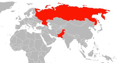 Pakistan-Rusia
