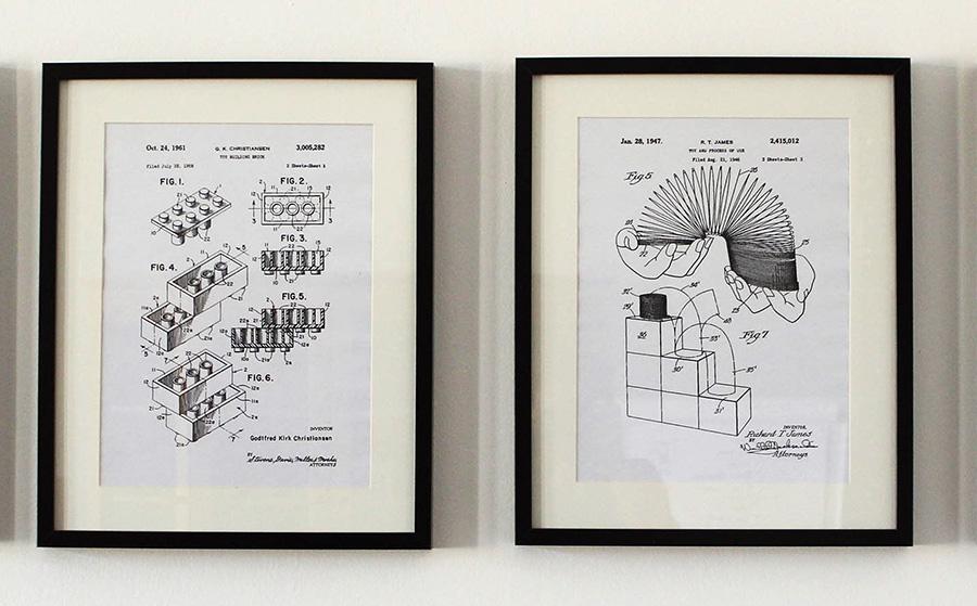 Iconic Patent Art