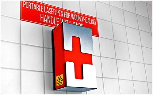 Laser Pen for Healing