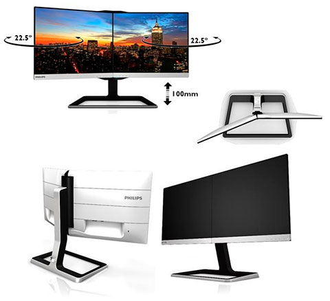 Philips-Dual-Monitor