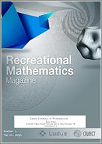 Recreational Mathematics Magazine