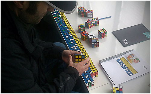 Rubik1Person1