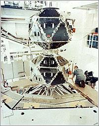 Satelite Vela. Foto: NASA