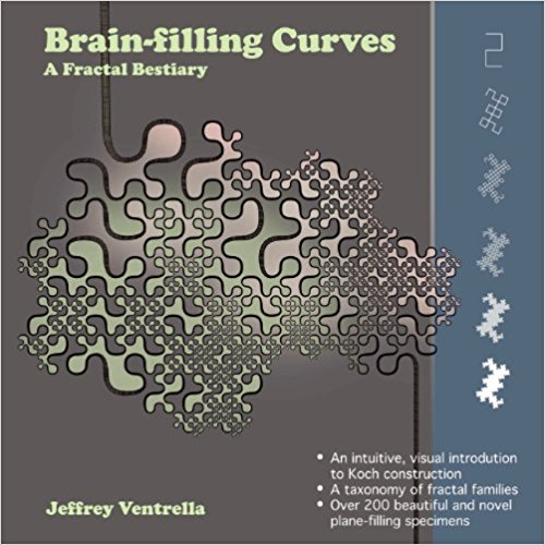 Brainfilling Curves: A Fractal Bestiary