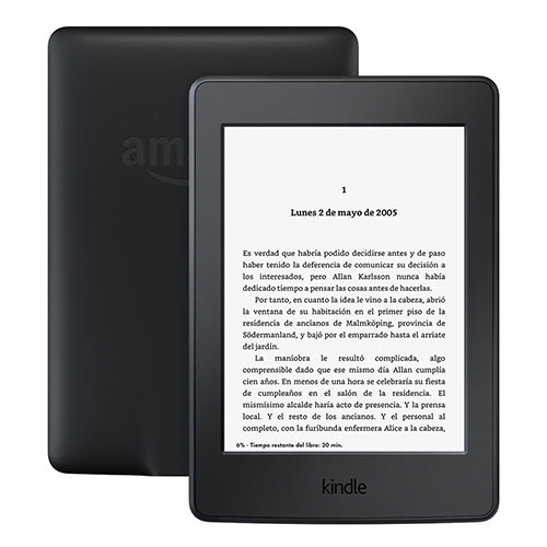 Kindle Paperwhite 6""