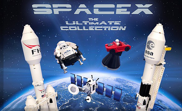 Spacex lego