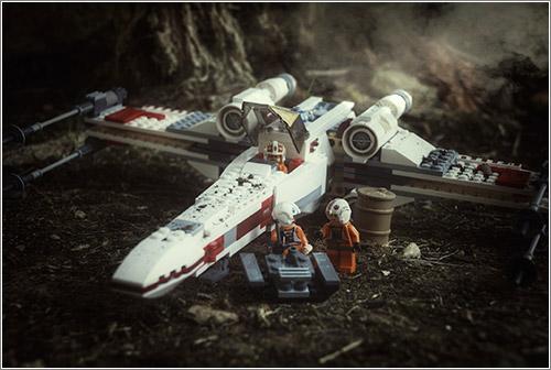 Star Wars Lego Carlos Sisí