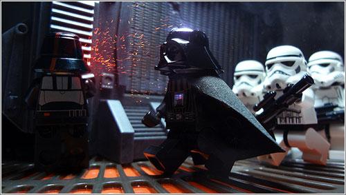 Star Wars Lego 3 Carlos Sisí