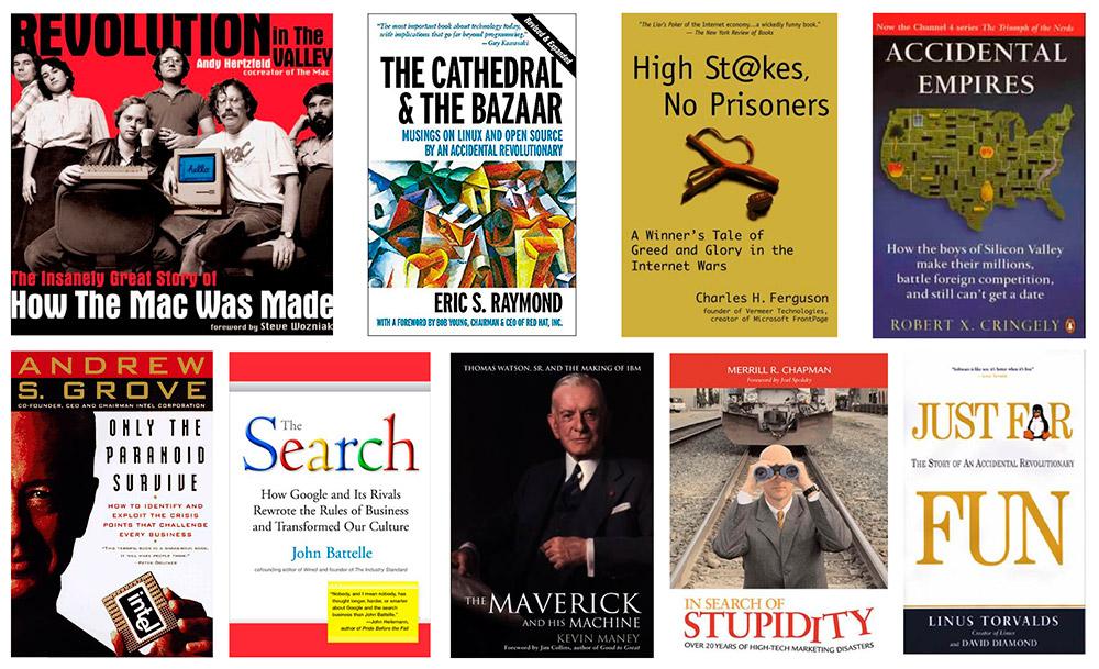 Top 10 de libros recomendados sobre la industria de la informática