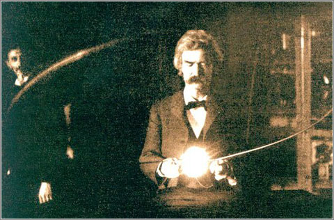 Twain-Tesla