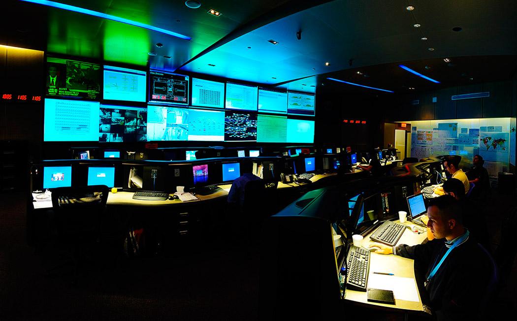 Verizon / Terramark control center