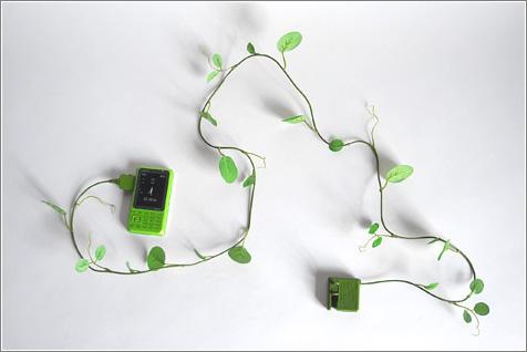 VINE: Cables de camuflaje
