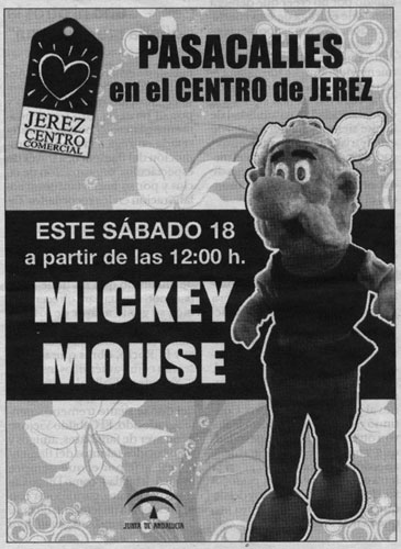 Asterix Mouse