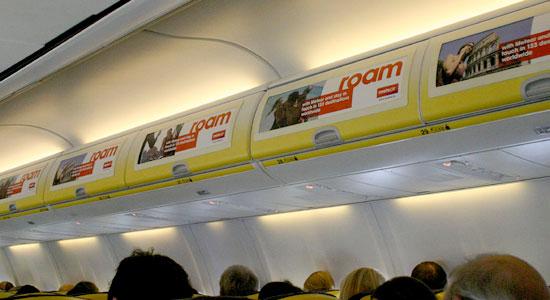 Billboards on airplanes por Steve Rhode
