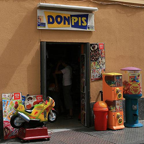 Quiosco Don Pis por Javier Vidal