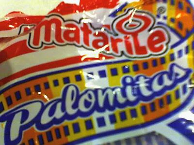 Palomitas Matarile