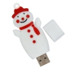 Hombre de nieve USB