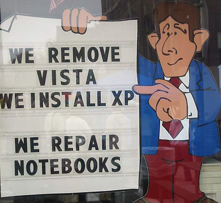 We remove Vista por Bruce Finlayson
