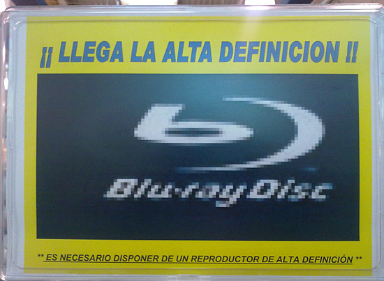 Bluray-Hidef