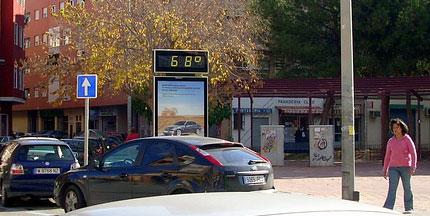 Calor-Murcia