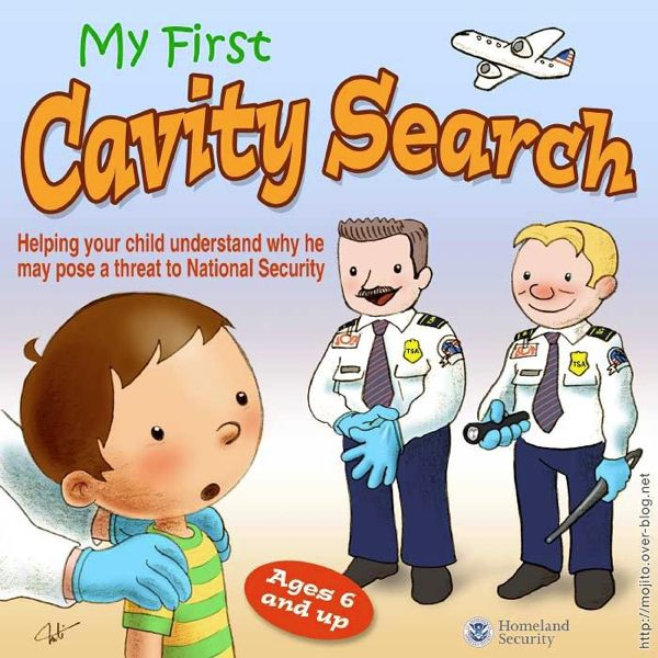 Cavity-Search
