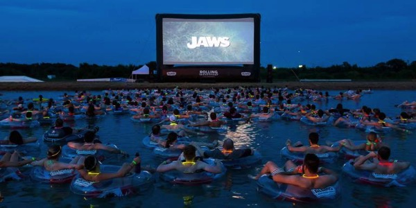 Jaws on the water