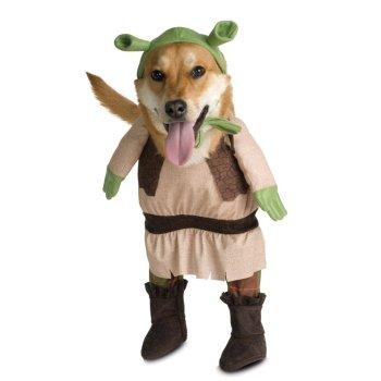 Perro Shrek