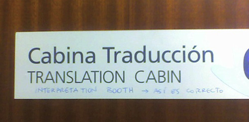 Translation Cabin vs Interpretation Booth