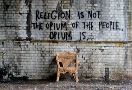 Religion-No-Opio