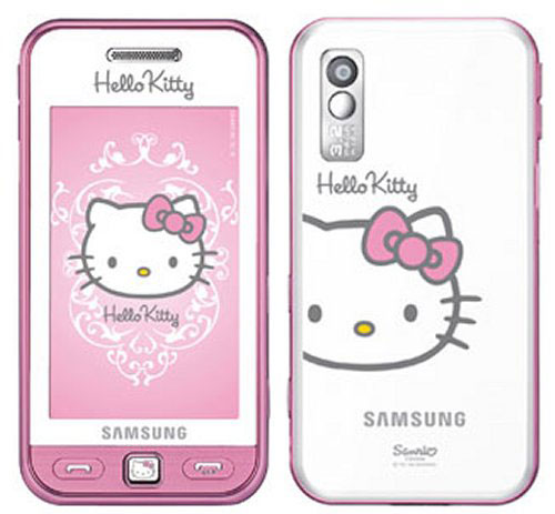 Samsung Star Hello Kitty