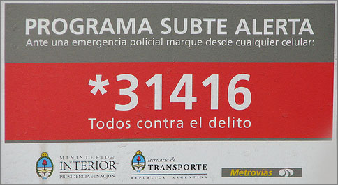 Subte-Alerta: (CC) SuperBet (Canonista a Muerte) en Flickr