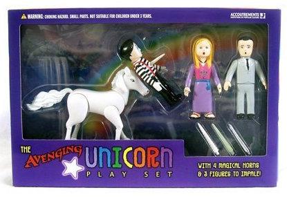 The Avenging Unicorn