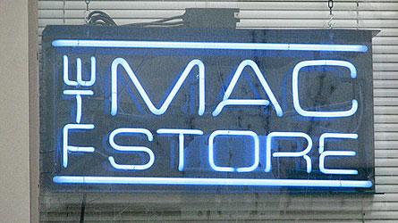 WTF Mac Store (C) Jeff Carlson